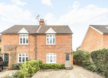 Thumbnail 3 bed semi-detached house for sale in Egley Road, Woking