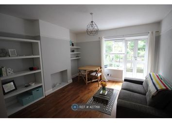 Thumbnail 1 bed flat to rent in Salcott Road, London