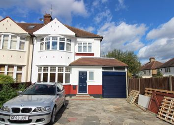 Thumbnail 4 bed semi-detached house to rent in Woodberry Way, London
