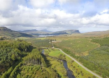 Thumbnail Land for sale in Varragill Forest, By Portree, Isle Of Skye, Highland