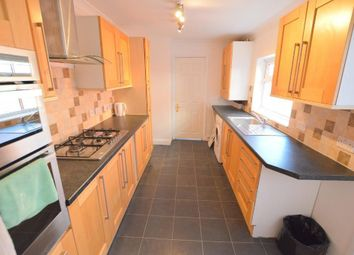 Thumbnail 4 bed terraced house to rent in Frederick Street, Luton