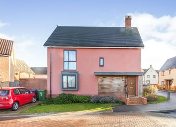 3 bed link-detached house for sale in Short Drive, Upper Cambourne, Cambridge CB23
