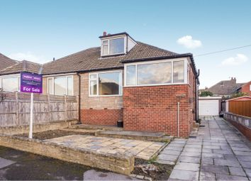 Thumbnail 3 bedroom semi-detached bungalow for sale in Rowley Drive, Lepton, Huddersfield