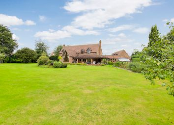 Thumbnail 5 bedroom detached house for sale in Thurston, Bury St. Edmunds, Suffolk