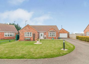Thumbnail 3 bedroom detached bungalow for sale in Swepstone Way, Saracens Head, Spalding