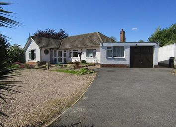 Thumbnail 3 bed detached bungalow for sale in Pitt Lane, Gringley-On-The-Hill, Doncaster