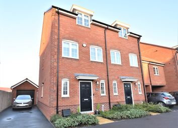 Thumbnail Semi-detached house for sale in Diamond Drive, Didcot