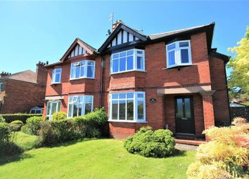 Thumbnail 3 bed semi-detached house for sale in Hollowood Road, Oathills, Malpas