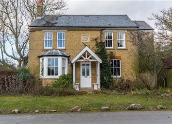 Thumbnail 4 bed detached house for sale in Eltisley Road, Great Gransden, Bedfordshire