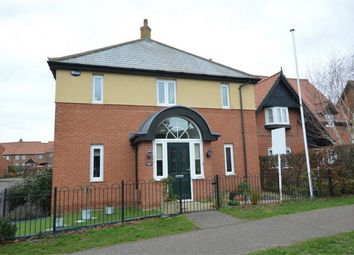 Thumbnail 4 bed detached house for sale in Bawburgh Road, Easton, Norwich, Norfolk