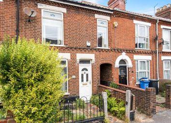 Thumbnail 2 bedroom terraced house for sale in Norwich, Norfolk, .