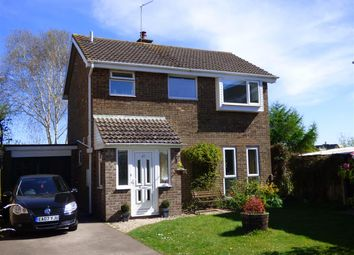 Thumbnail 3 bed detached house for sale in Birchwood Road, Woolaston, Lydney