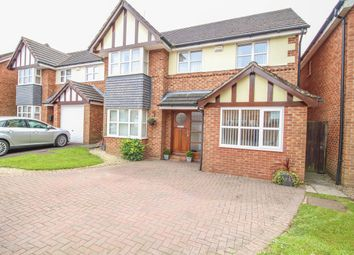Thumbnail 5 bed detached house for sale in Sheldrake Close, Binley, Coventry