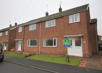 Thumbnail 3 bed semi-detached house to rent in Beverley Gardens, Chester Le Street