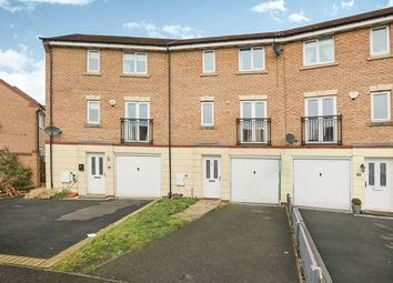 Thumbnail 4 bed terraced house for sale in Loxdale Sidings, Bilston