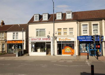 Thumbnail 7 bed block of flats for sale in High Street, Staple Hill, Bristol