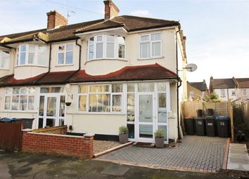 Thumbnail 3 bed end terrace house for sale in Cloister Gardens, South Norwood, London