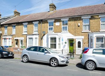 Thumbnail 3 bed terraced house to rent in Belmont Road, Sittingbourne