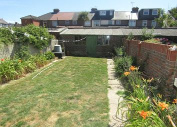 Thumbnail 4 bed terraced house for sale in Hawthorn Crescent, Cosham, Portsmouth