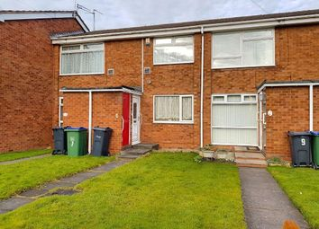 Thumbnail 2 bed maisonette for sale in Overton Place, West Bromwich
