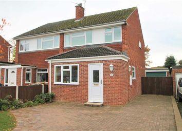 Thumbnail 3 bed semi-detached house for sale in Breidden Way, Bayston Hill, Shrewsbury