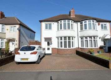 Thumbnail 3 bed semi-detached house for sale in Warley Hall Road, Warley Woods Area, Oldbury