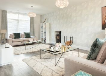 "Thumbnail 3 bed property for sale in ""Witley"" at Kitsmead Lane, Longcross, Chertsey"
