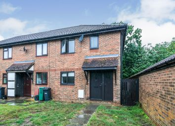 Thumbnail 3 bed end terrace house for sale in Hilton Court, Horley