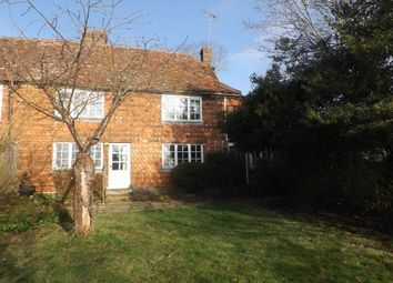 Thumbnail 3 bed semi-detached house for sale in Rye Road, Sandhurst, Cranbrook, Kent