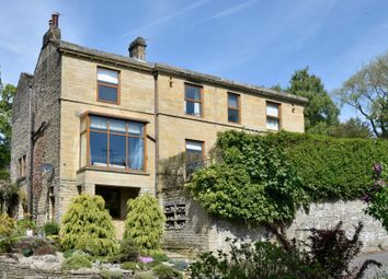 Thumbnail 7 bed detached house for sale in Burnlee Road, Holmfirth