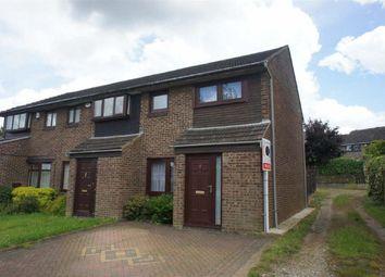 Thumbnail 3 bed end terrace house to rent in Braybrooke Drive, Furzton, Milton Keynes