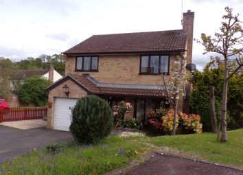 Thumbnail 4 bed detached house for sale in Crediton, Exeter, Devon