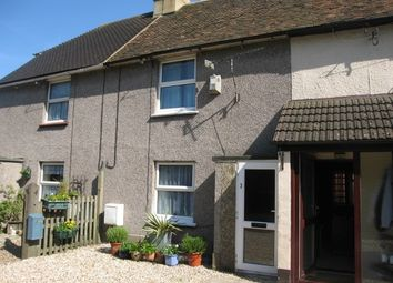 Thumbnail 2 bed terraced house to rent in The Lane, Guston, Dover