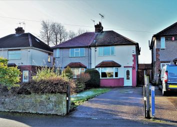 Thumbnail 2 bed semi-detached house for sale in Edgehill Grove, Mansfield