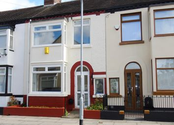 Thumbnail 3 bedroom terraced house for sale in California Road, Liverpool