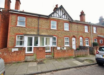 Thumbnail 3 bed terraced house for sale in Wickham Road, Colchester, Essex
