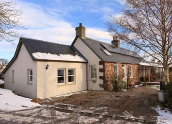 Thumbnail 4 bed cottage for sale in Crieffvechter, Crieff