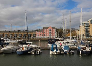 Thumbnail 2 bed flat for sale in Burlington Court Lower Burlington Road, Portishead, Bristol