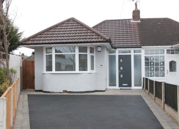 Thumbnail 3 bed semi-detached bungalow for sale in Brean Avenue, Sheldon, Birmingham