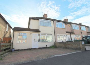 Thumbnail 3 bed end terrace house for sale in Cranford Avenue, Stanwell, Middlesex