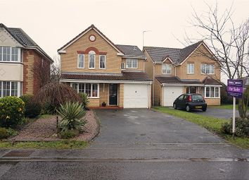 Thumbnail 4 bed detached house for sale in Westmead Avenue, Wisbech