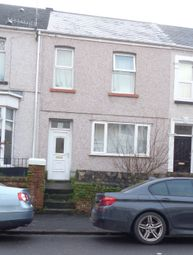 Thumbnail 4 bedroom terraced house to rent in Marlborough Road, Brynmill, Swansea