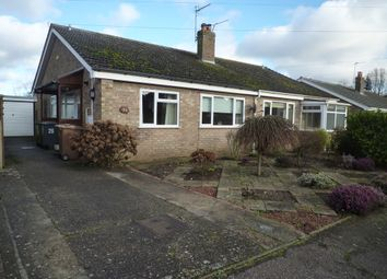 Thumbnail 2 bedroom bungalow to rent in Jannys Close, Aylsham