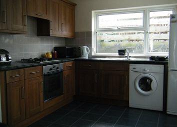 Thumbnail 5 bedroom terraced house to rent in Marlborough Road, Brynmill, Swansea.