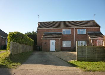 Thumbnail 4 bedroom property to rent in Houghton Lane, North Pickenham, Swaffham
