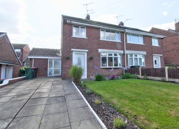 Thumbnail 3 bed semi-detached house for sale in Robinets Road, Greasbrough, Rotherham