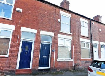 Thumbnail 2 bedroom terraced house for sale in Ash Street, Cheadle Heath, Stockport