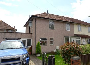 Thumbnail 3 bed semi-detached house to rent in Ullswater Road, Southmead, Bristol