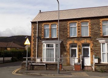 Thumbnail 4 bed end terrace house to rent in Tanygroes Street, Port Talbot