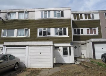 Thumbnail 4 bed terraced house for sale in Jones Close, Southend-On-Sea